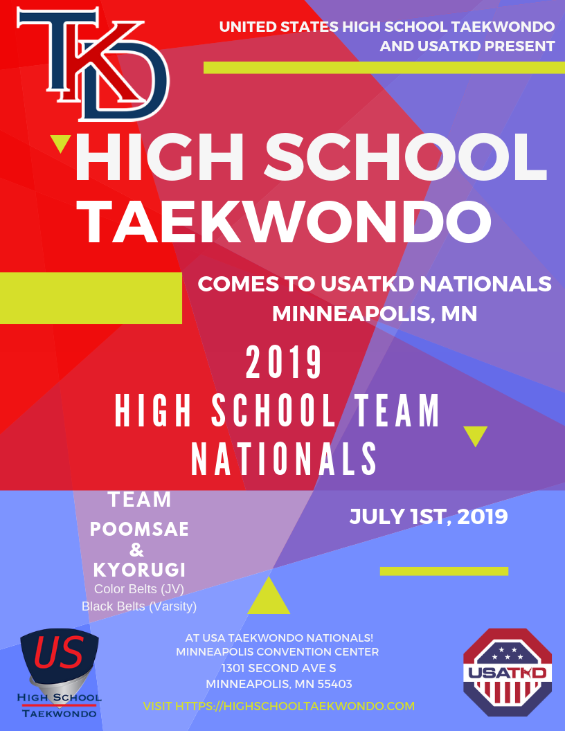 2019 High School Team Nationals